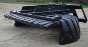 Rubber Manure Scrapers   Hartung Sales and Service